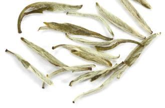 jasmine silver neddle white tea