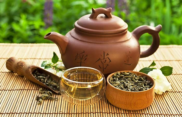 oolong tea and weight loss